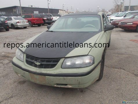 2005 Chevrolet Impala Base in Salt Lake City, UT