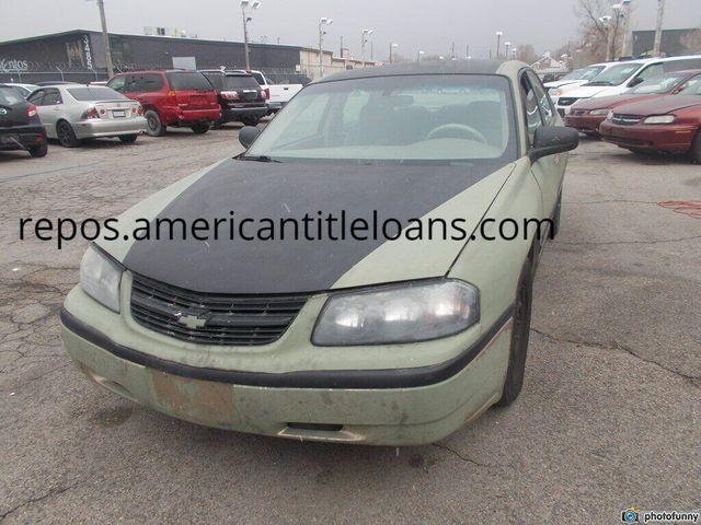 2005 Chevrolet Impala Base Salt Lake City, UT