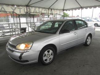 2005 Chevrolet Malibu LS Gardena, California
