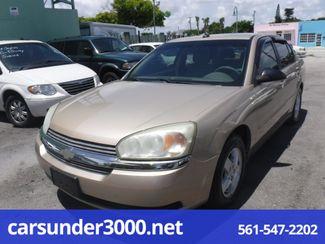 2005 Chevrolet Malibu LS Lake Worth , Florida