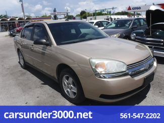 2005 Chevrolet Malibu LS Lake Worth , Florida 1