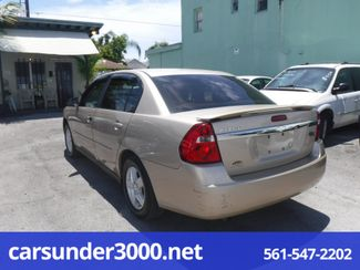 2005 Chevrolet Malibu LS Lake Worth , Florida 3