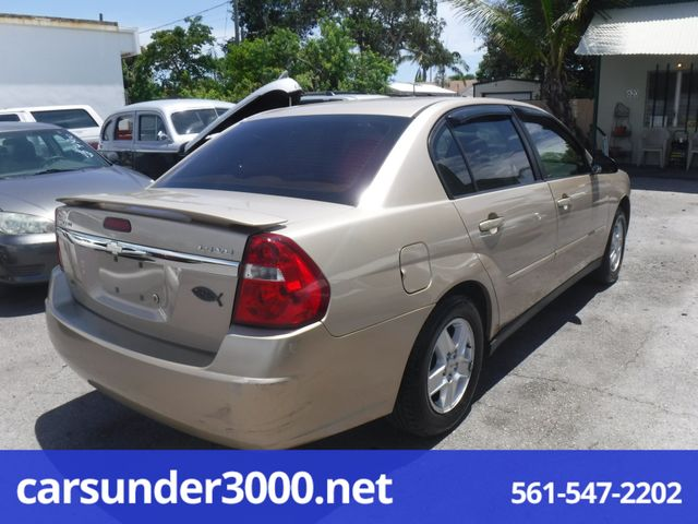 2005 Chevrolet Malibu LS Lake Worth , Florida 2
