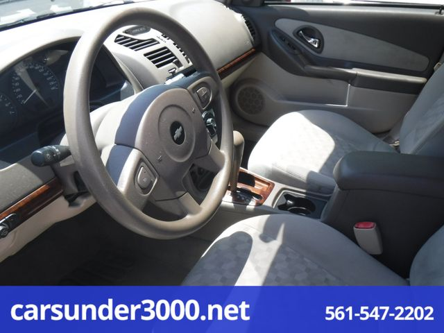 2005 Chevrolet Malibu LS Lake Worth , Florida 4