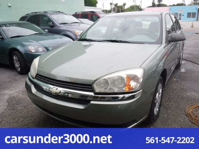2005 Chevrolet Malibu Base Lake Worth , Florida
