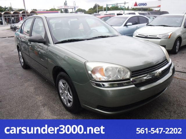 2005 Chevrolet Malibu Base Lake Worth , Florida 1