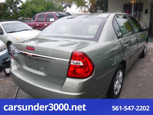 2005 Chevrolet Malibu Base Lake Worth , Florida 2