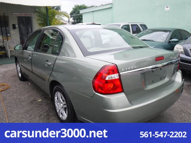 2005 Chevrolet Malibu Base Lake Worth , Florida 3