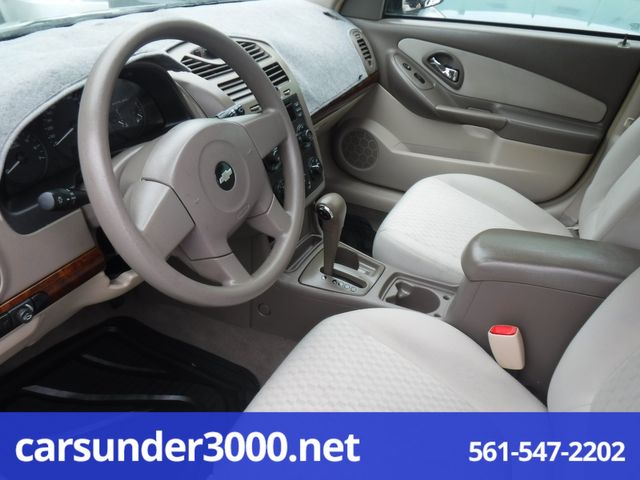 2005 Chevrolet Malibu Base Lake Worth , Florida 4