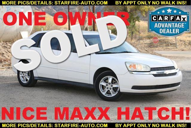 2005 Chevrolet Malibu Maxx LS Santa Clarita, CA 0