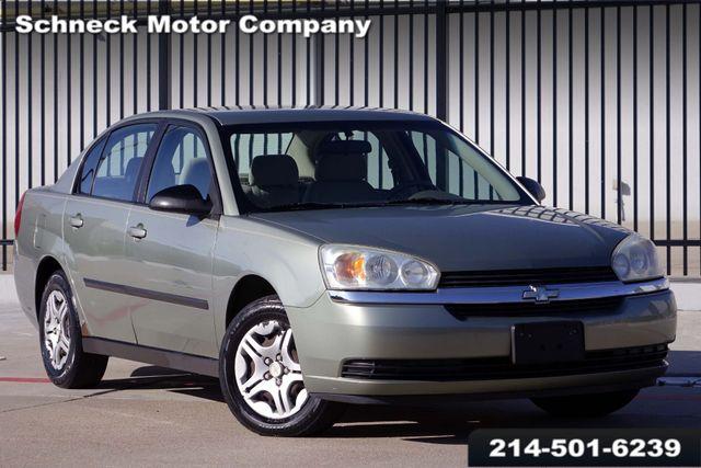 2005 Chevrolet Malibu **** EZ FINANCE ****