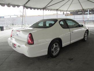 2005 Chevrolet Monte Carlo LS Gardena, California 2