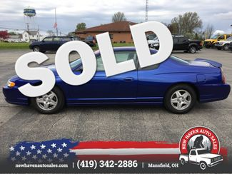 2005 Chevrolet Monte Carlo LT in Mansfield, OH 44903