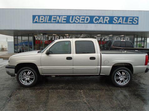 2005 Chevrolet Silverado 1500 LS in Abilene, TX