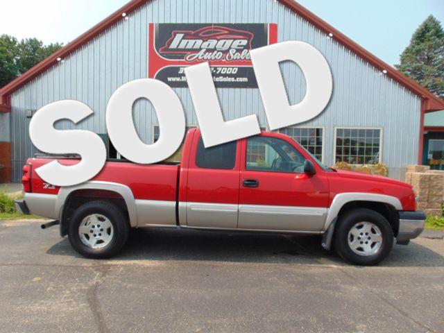 2005 Chevrolet Silverado 1500 Z71 Alexandria, Minnesota