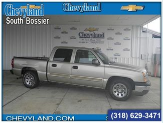 2005 Chevrolet Silverado 1500 LS in Bossier City LA, 71112