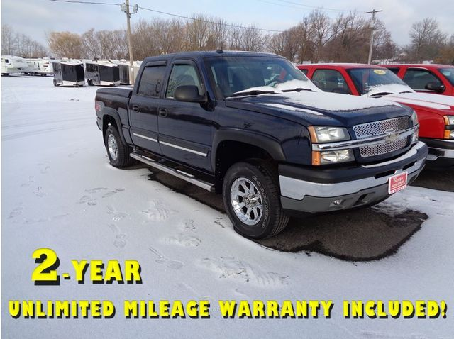 2005 Chevrolet Silverado 1500 Z71 in Brockport NY, 14420