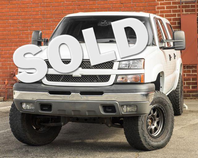 2005 Chevrolet Silverado 1500 Z71 Burbank, CA 0