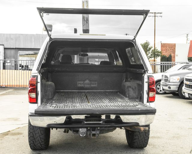 2005 Chevrolet Silverado 1500 Z71 Burbank, CA 21