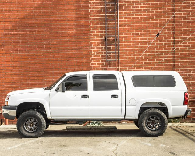 2005 Chevrolet Silverado 1500 Z71 Burbank, CA 4