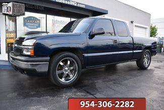 2005 Chevrolet Silverado 1500 LS in FORT LAUDERDALE FL, 33309