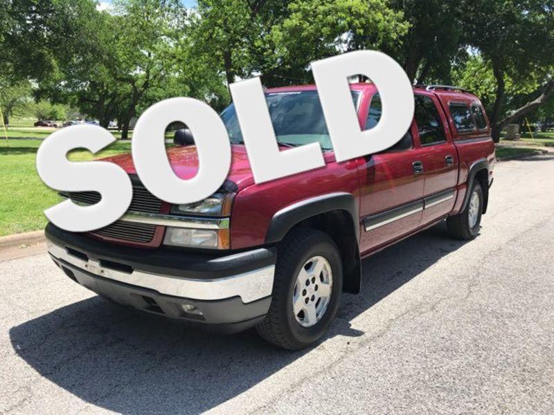 2005 Chevrolet Silverado 1500  Crew Cab 4x4 Z71   Ft. Worth, TX   Auto World Sales LLC in Ft. Worth TX