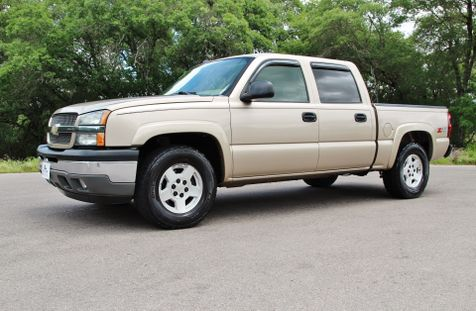 2005 Chevrolet Silverado 1500 Z71 4x4 in Liberty Hill , TX