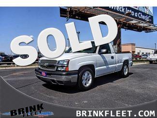 2005 Chevrolet Silverado 1500 Work Truck | Lubbock, TX | Brink Fleet in Lubbock TX