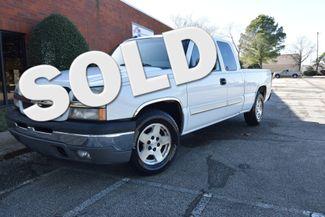 2005 Chevrolet Silverado 1500 LT in Memphis Tennessee, 38128