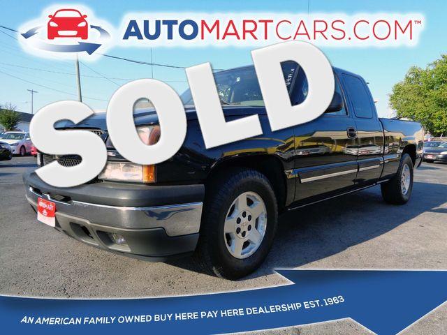 2005 Chevrolet Silverado 1500 LS   Nashville, Tennessee   Auto Mart Used Cars Inc. in Nashville Tennessee