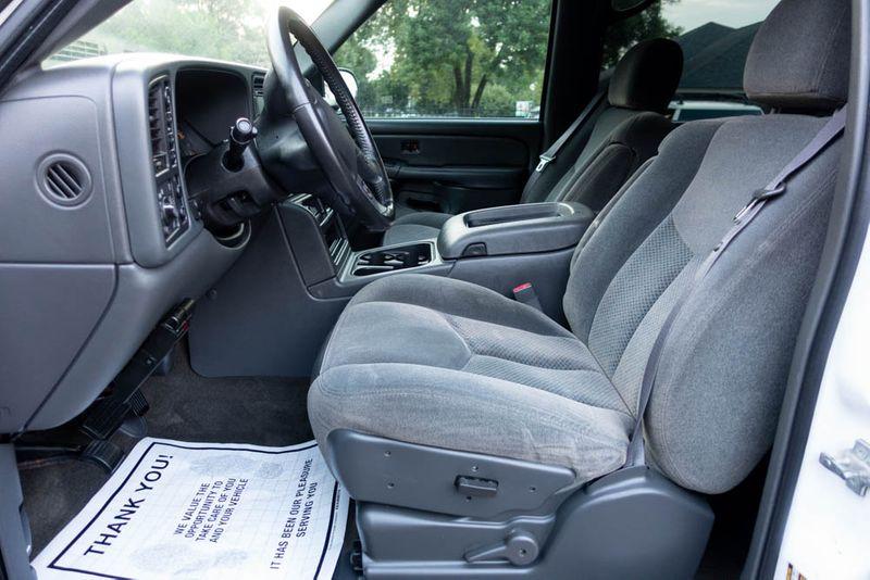 2005 Chevrolet Silverado 1500 Z71   Texas  EURO 2 MOTORS  in , Texas