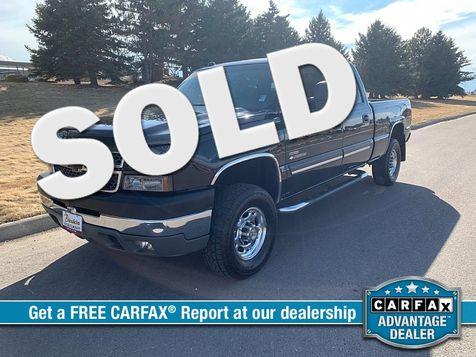 2005 Chevrolet Silverado 2500 4WD Crew Cab HD LS in Great Falls, MT