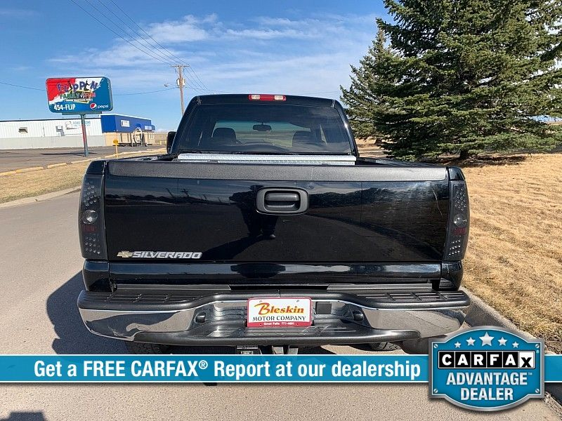 2005 Chevrolet Silverado 2500 4WD Crew Cab HD LS  city MT  Bleskin Motor Company   in Great Falls, MT