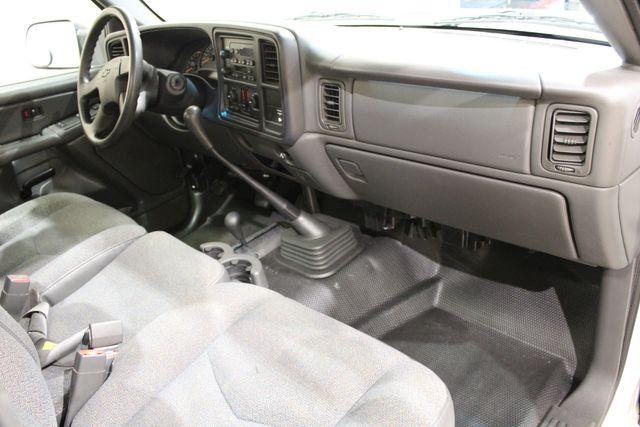 2005 Chevrolet Silverado 2500HD 6 speed manual 8.1L Work Truck in Roscoe, IL 61073