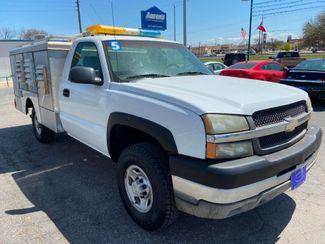 2005 Chevrolet Silverado 2500HD Work Truck  Abilene TX  Abilene Used Car Sales  in Abilene, TX