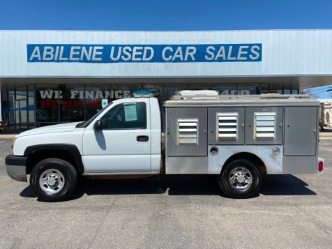 2005 Chevrolet Silverado 2500HD Work Truck in Abilene, TX