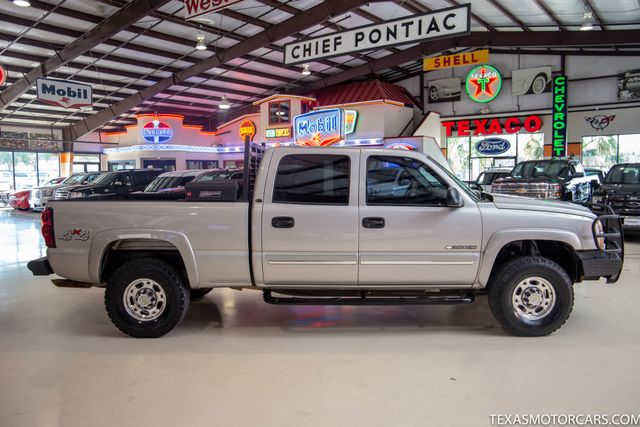 2005 Chevrolet Silverado 2500HD LT 4x4 in Addison, Texas 75001