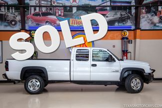 2005 Chevrolet Silverado 2500HD Work Truck in Addison, Texas 75001