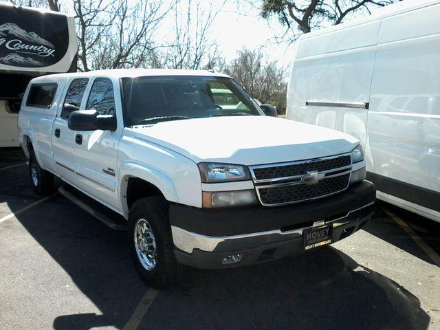 2005 Chevrolet Silverado 2500HD LT DURAMAX 4X4 Boerne, Texas 1