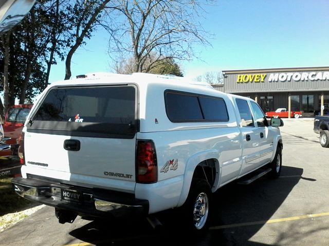 2005 Chevrolet Silverado 2500HD LT DURAMAX 4X4 Boerne, Texas 2