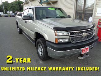 2005 Chevrolet Silverado 2500HD LS in Brockport NY, 14420