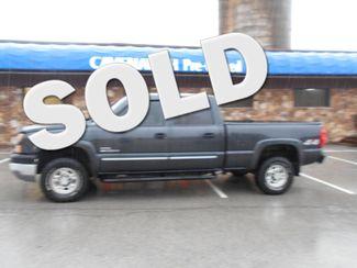 2005 Chevrolet Silverado 2500HD Crew Cab 4X4 LS Black Rock, AR