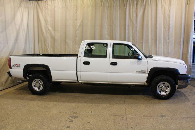 2005 Chevrolet Silverado 2500HD diesel 4x4 long bed Work Truck in Roscoe, IL 61073