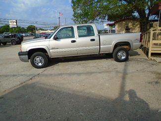 2005 Chevrolet Silverado 2500HD LS   Fort Worth, TX   Cornelius Motor Sales in Fort Worth TX