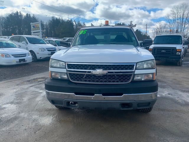 2005 Chevrolet Silverado 2500HD Work Truck Hoosick Falls, New York 1
