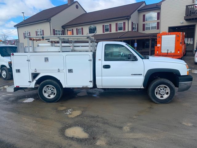 2005 Chevrolet Silverado 2500HD Work Truck Hoosick Falls, New York 2