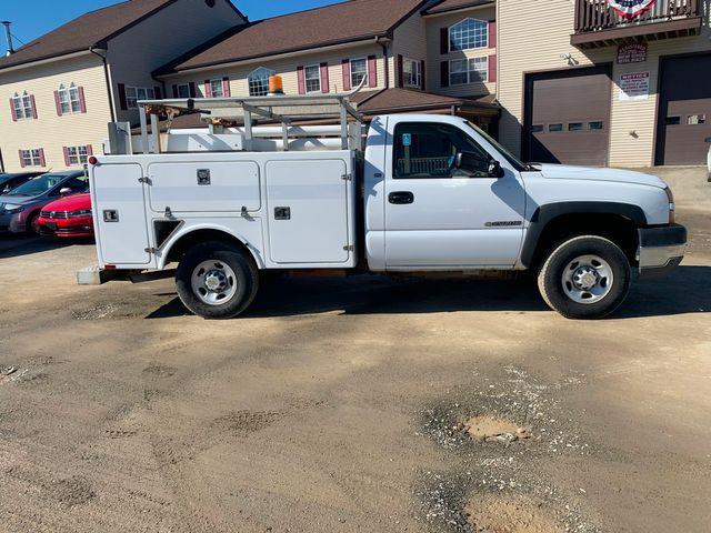2005 Chevrolet Silverado 2500HD Work Truck Hoosick Falls, New York 2