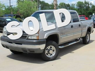 2005 Chevrolet Silverado 2500HD LS   Houston, TX   American Auto Centers in Houston TX