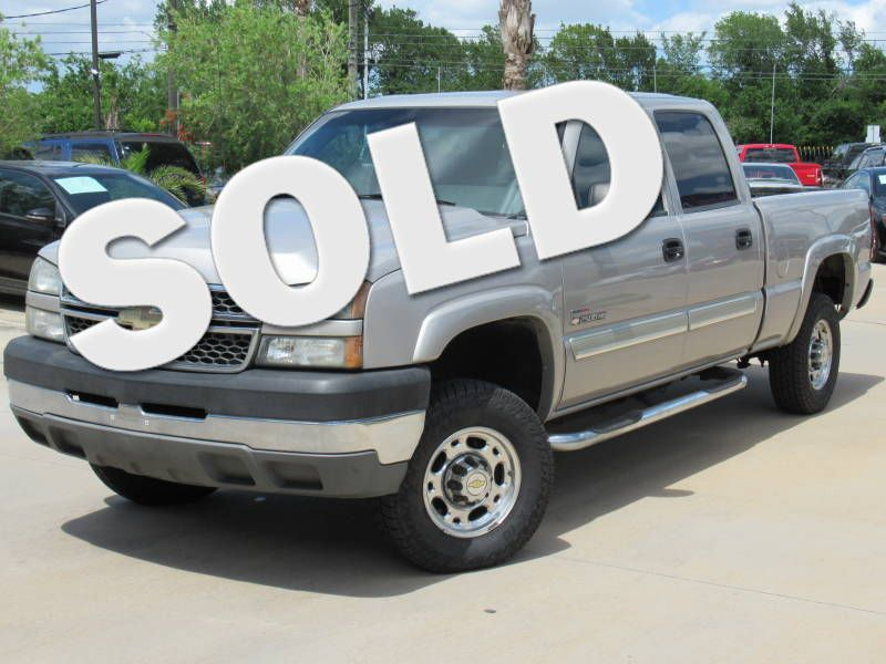 2005 Chevrolet Silverado 2500HD LS | Houston, TX | American Auto Centers in Houston TX