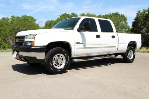 2005 Chevrolet Silverado 2500HD LS in Liberty Hill , TX